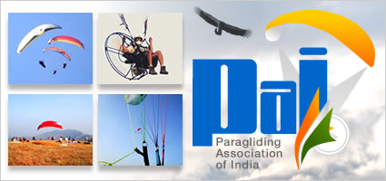 Paragliding Associatiion of India